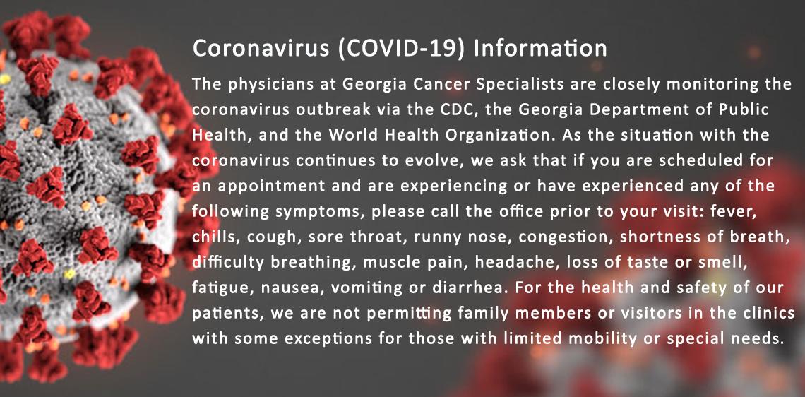 GEORGIA CANCER SPECIALISTS Administrative Annex
